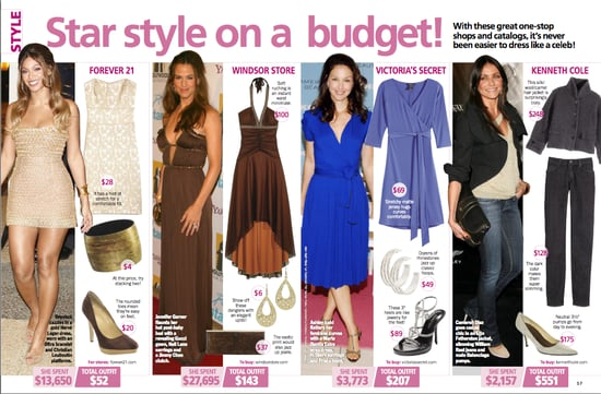 Star Style On A Budget!