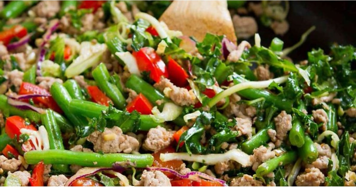 Best Healthy Turkey Mince Recipes | POPSUGAR Fitness UK