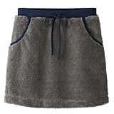 The added texture from this Uniqlo fleece skirt ($30) will give your basics a perfect Fall-to-Winter feel.