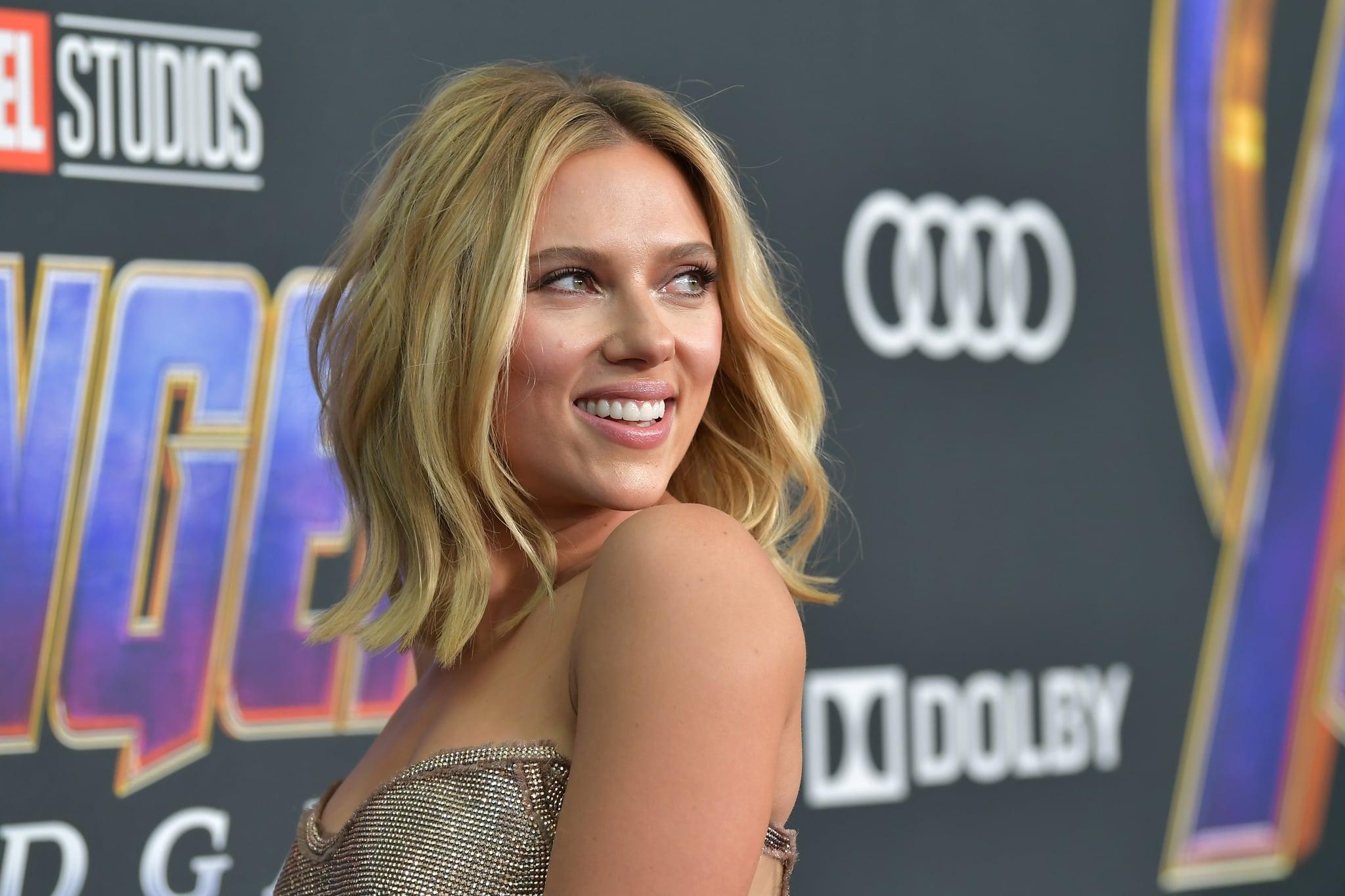 Scarlett Johansson S Avengers Endgame Workout Popsugar Fitness Australia