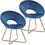 Velvet Accent Chairs Modern Chairs