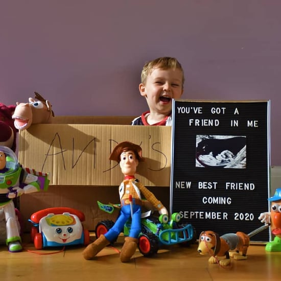 The Best Disney-Themed Pregnancy Announcements