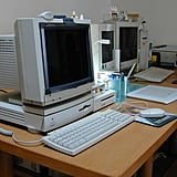 "You'd ""Work"" in a Computer Lab That Looked Like This During Library"