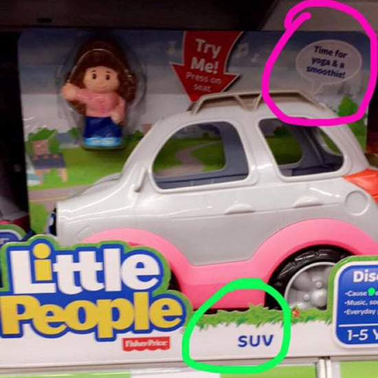 Mom Upset Over Sexist Fisher-Price Toy