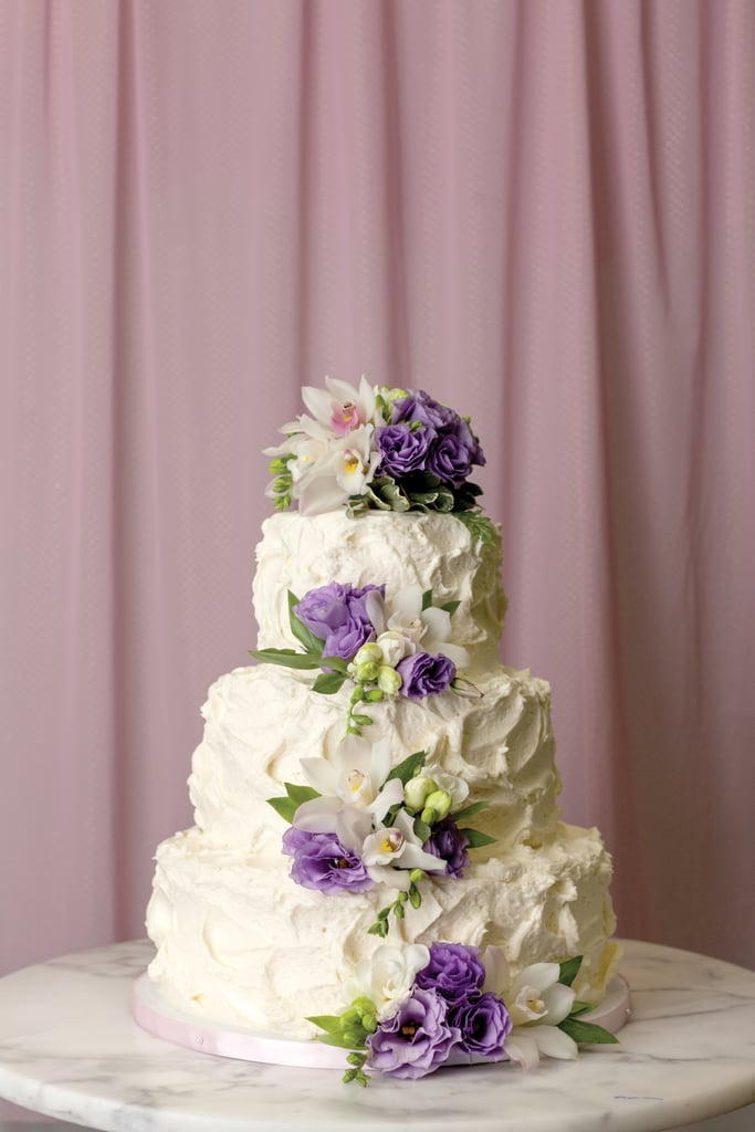 wedding cake icing types wedding cake icing types popsugar food 22887