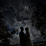 Solar Eclipse Wedding