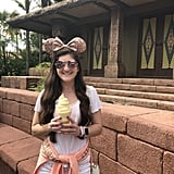 You Get to Carb Load on Churros and Dole Whip