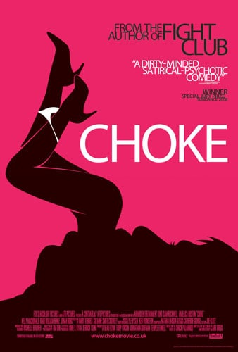 Watch an Interview and Q&A Session With Chuck Palahniuk About Choke Plus Scenes From the Movie