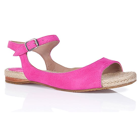 Belle by Sigerson Morrison Suede Sandals, $305