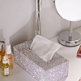 Rhinestone Tissue Box Cover