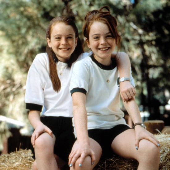 Watch Lindsay Lohan Reunite With The Parent Trap Cast
