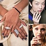 Trend: Geometric Nail Art