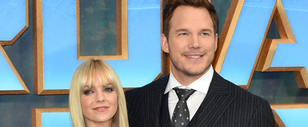 Anna Faris on Spending Holidays With Chris Pratt in Future