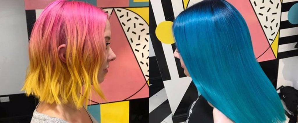 "How 1 Salon Went ""Anti-Bleach"" —but Still Offers Rainbow Colors"