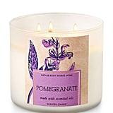 Pomegranate candle ($25)