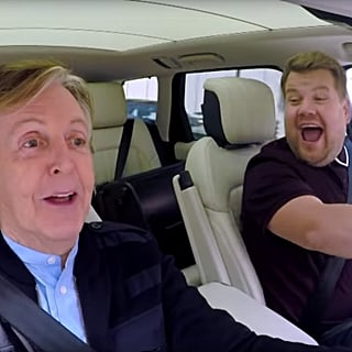 Paul McCartney on Carpool Karaoke Video 2018