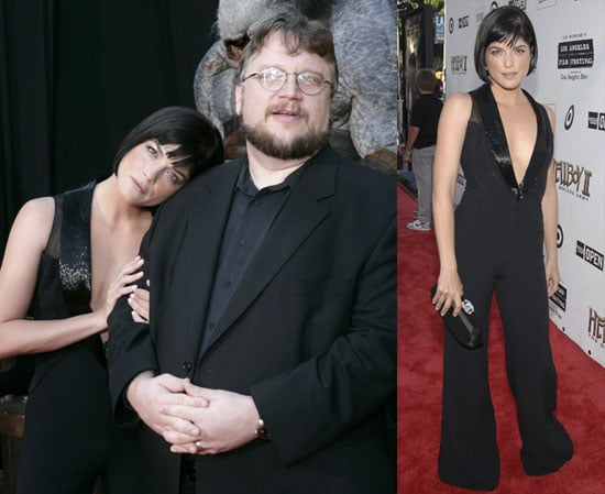 Photos of Selma Blair at Hellboy II: The Golden Army Premiere
