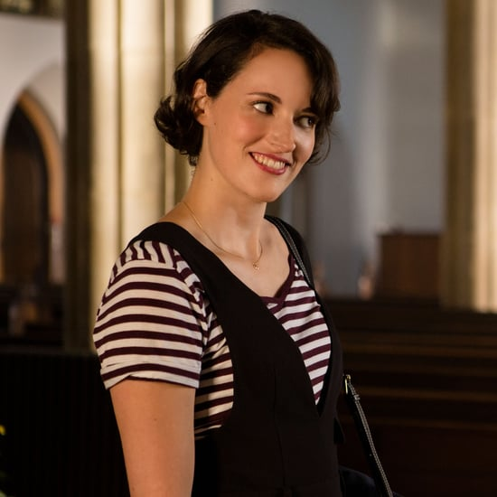 Phoebe Waller-Bridge Talking Fleabag on Jimmy Fallon Video