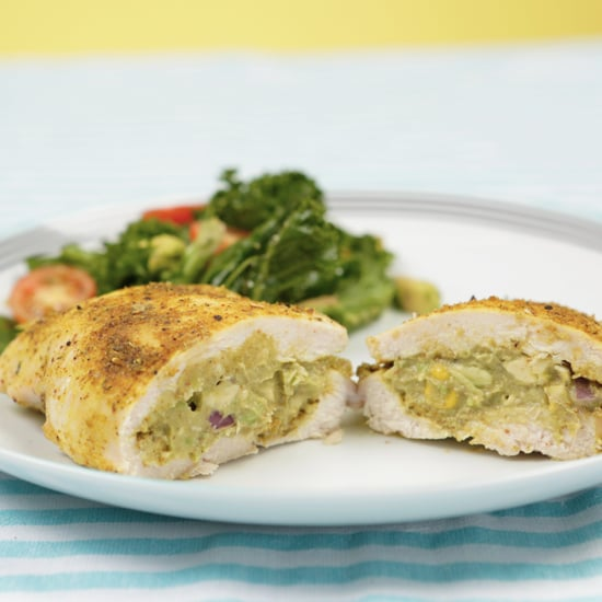 Guacamole-Stuffed Chicken