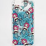 Skinnydip Mermaid Liquid Glitter iPhone Case
