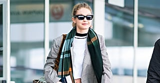 Whoa, Gigi Hadid's Outfits For All of Fashion Month Were Pretty Freakin' Stylish