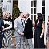 This Schitt's Creek-Inspired Wedding Shoot Is Amazing