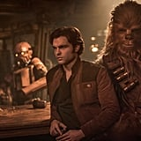 A smuggler and a Wookiee walk into a bar . . .