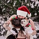 Dad Bods & Rescue Dogs 2020 Calendar