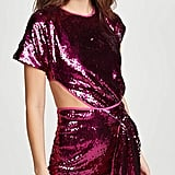 Alice McCall Electric Orchid Mink Knot Dress