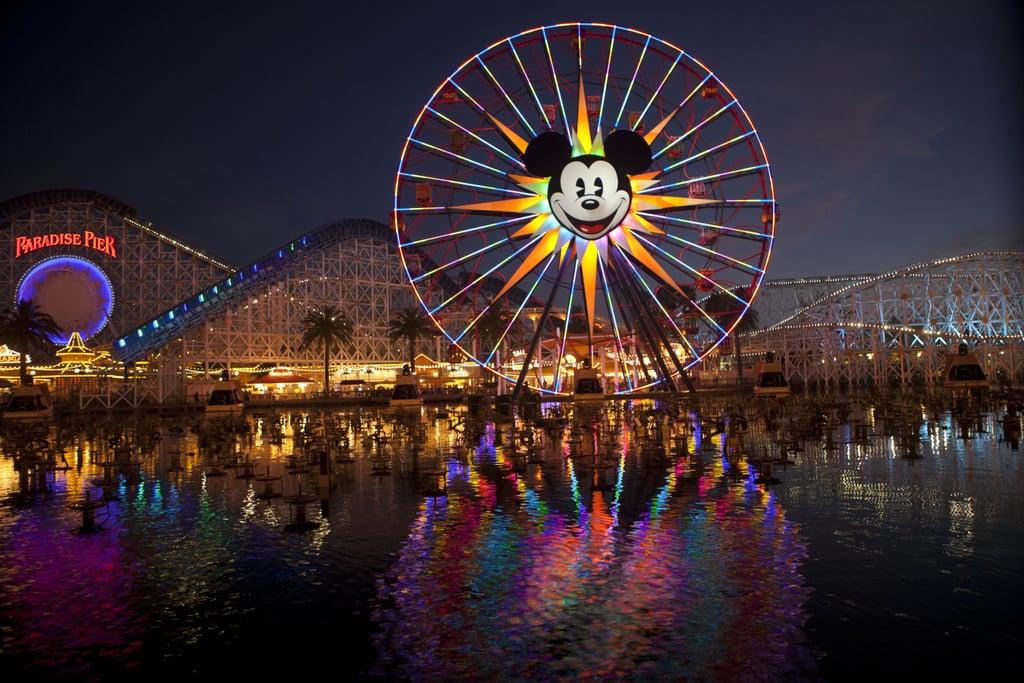One Day at Disneyland Plan