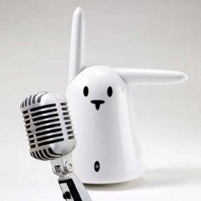 Nabaztag: The World's First Radio Rabbit