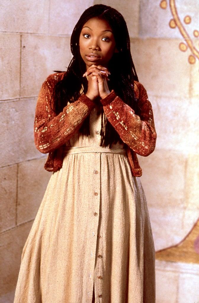 Brandy Was a '90s Princess