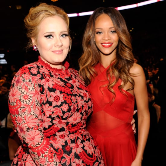 Adele Quotes About Rihanna in Time's Most Influential People