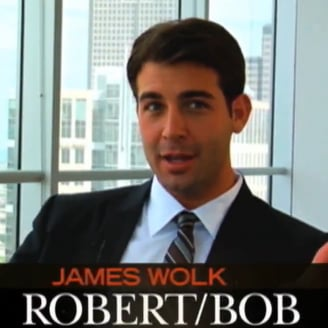 Video of James Wolk Talking About Relationships 2010-09-22 14:30:10