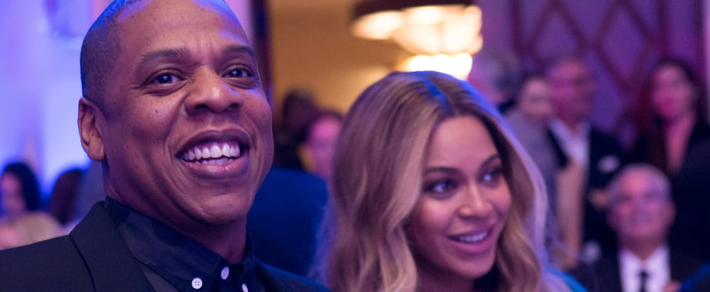 Beyoncé Cozies Up to Jay Z at an Oscars Preparty After Dropping Out of Coachella