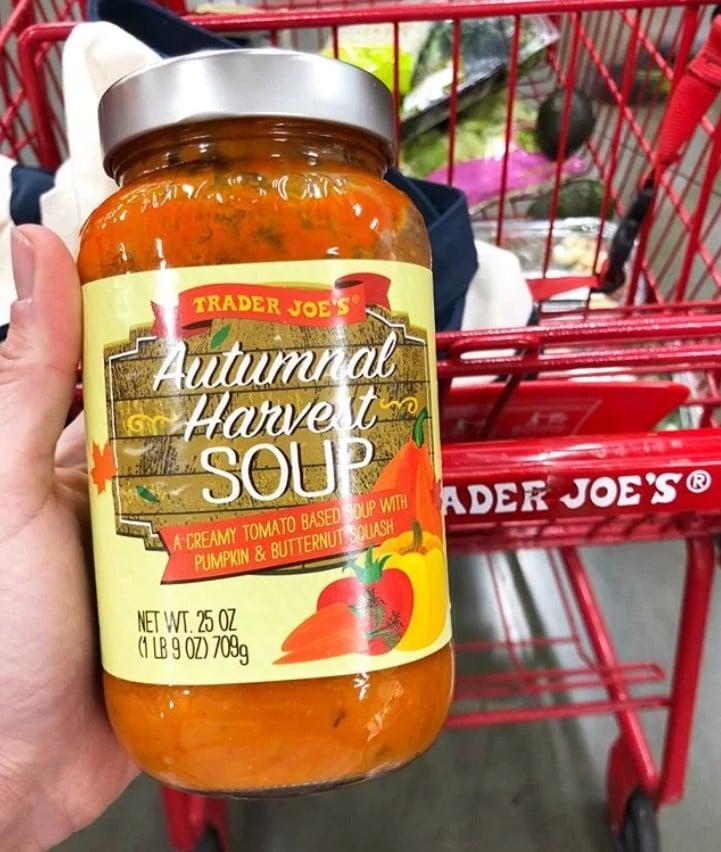 Butternut Squash Foods From Trader Joe's