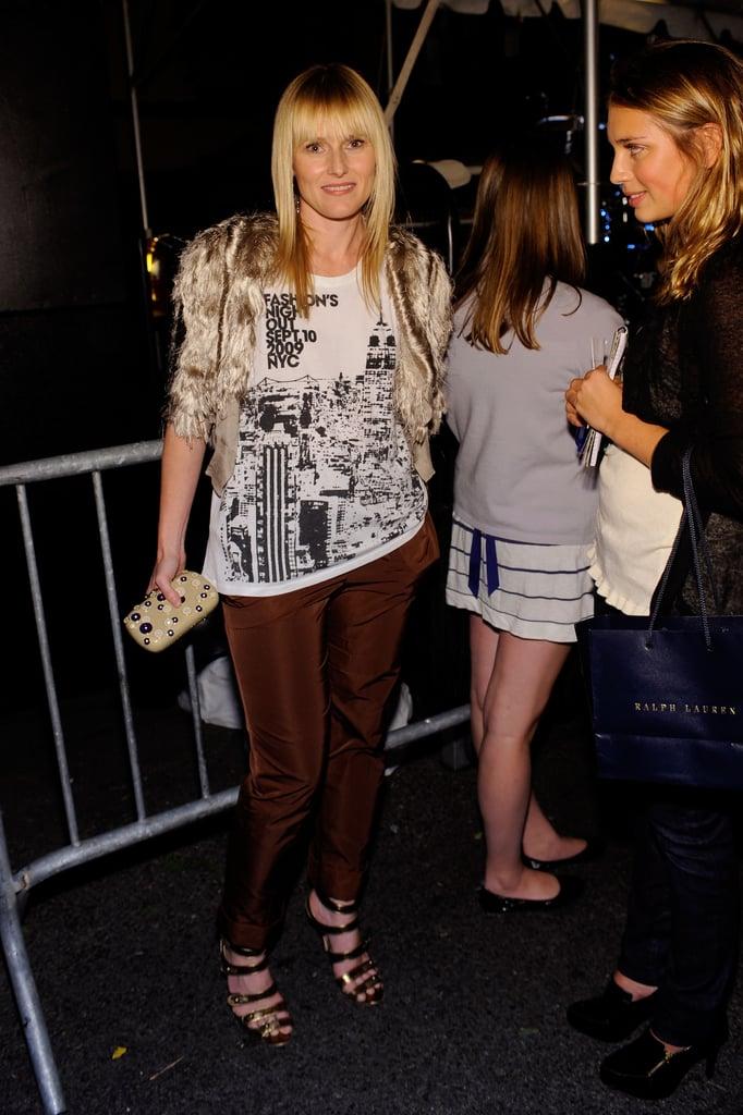 Teen Vogue editor Amy Astley
