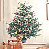 fabric christmas tree - Christmas Trees For Cheap