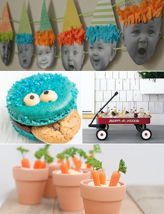 Pinterest Kids Birthday Party Ideas