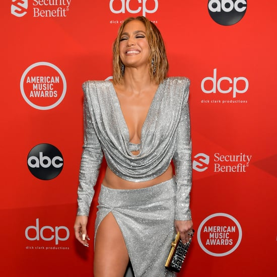 Jennifer Lopez's American Music Awards 2020 Outfit