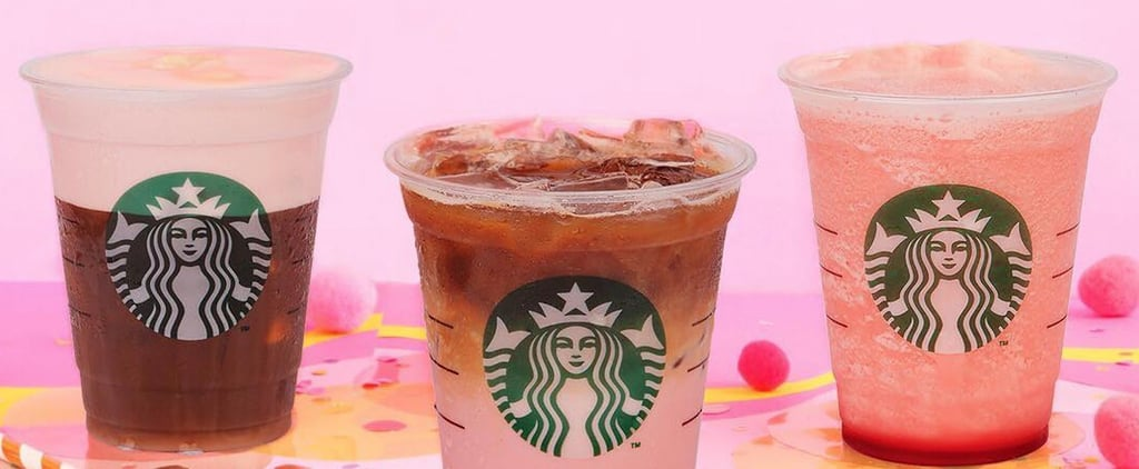 Starbucks Indonesia Pink Drinks For Breast Cancer Awareness