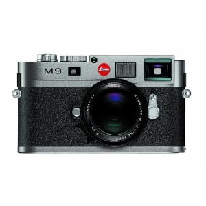 Leica M9 18MP Digital Camera