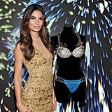 2015: Lily Aldridge in the Fireworks Fantasy Bra