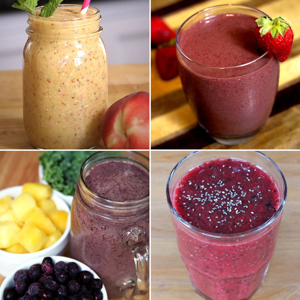 Summer Smoothie Recipes