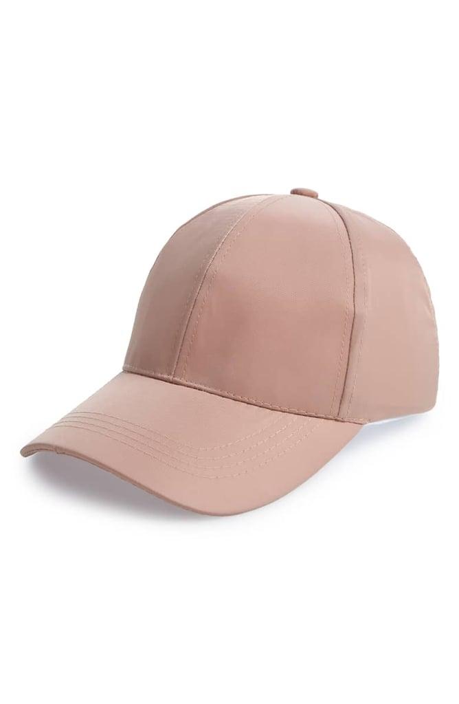 Zella Water Repellent Baseball Hat