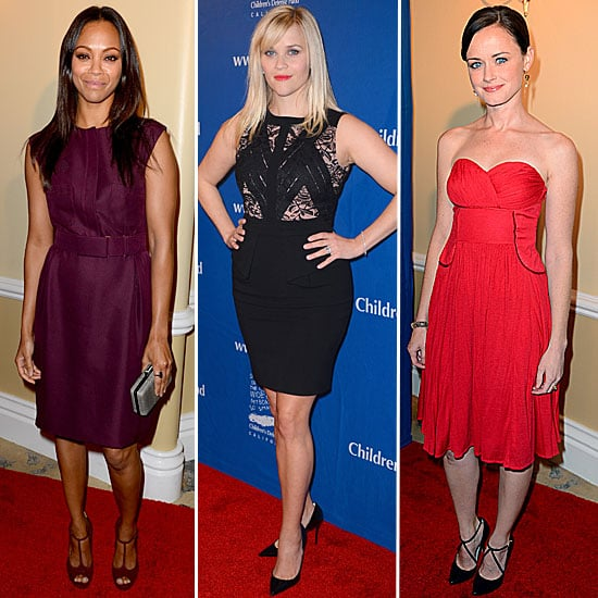 Reese Witherspoon at Children's Defense Fund Awards
