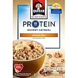 Quaker Select Starts Protein Instant Banana-Nut Oatmeal