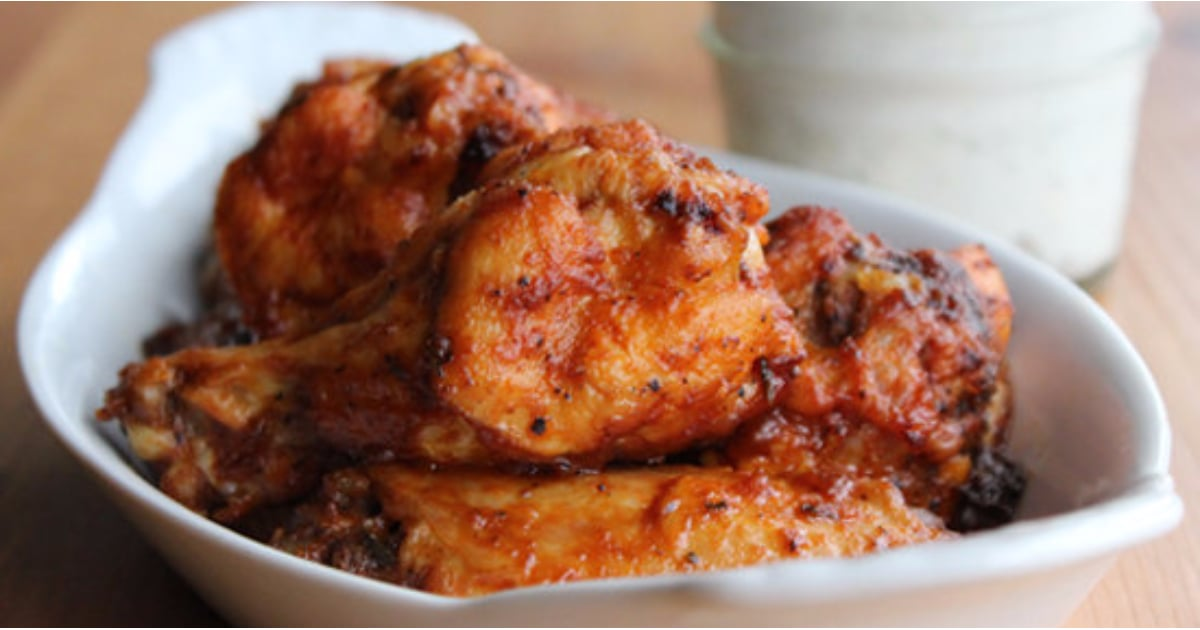 Baked Chicken Recipes Wings Oven