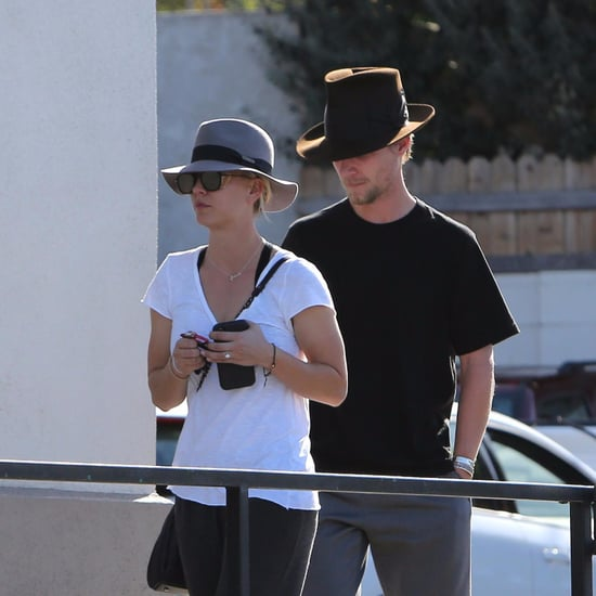 Kaley Cuoco and Karl Cook Out in LA After Getting Engaged