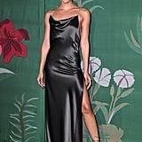 Jasmine Sanders at The Green Carpet Fashion Awards 2019